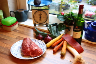 Kulinarisches zum Herbst