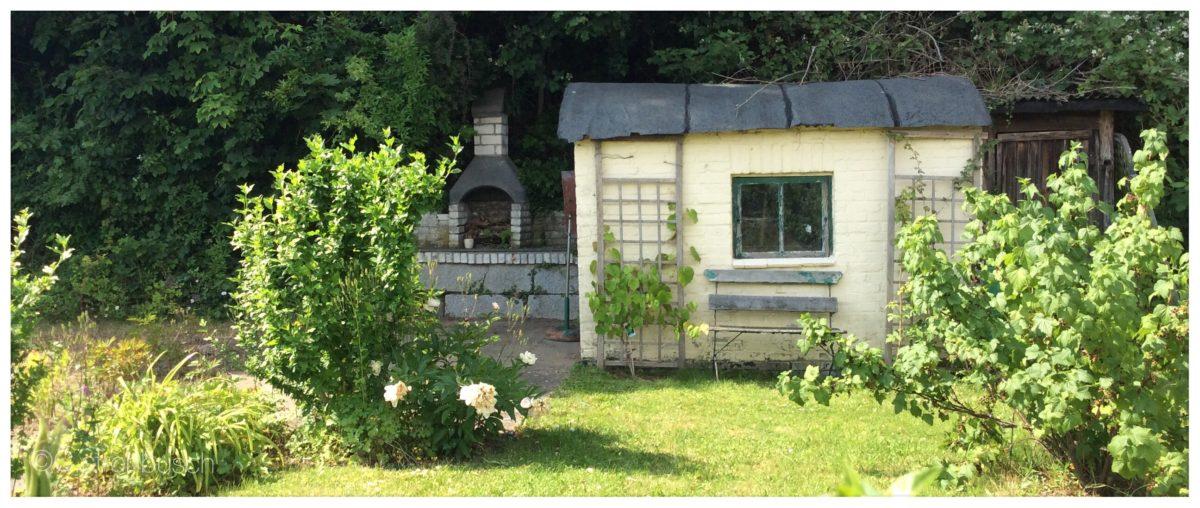 Die Kleingarten-Laube